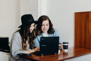 jongeren laptop